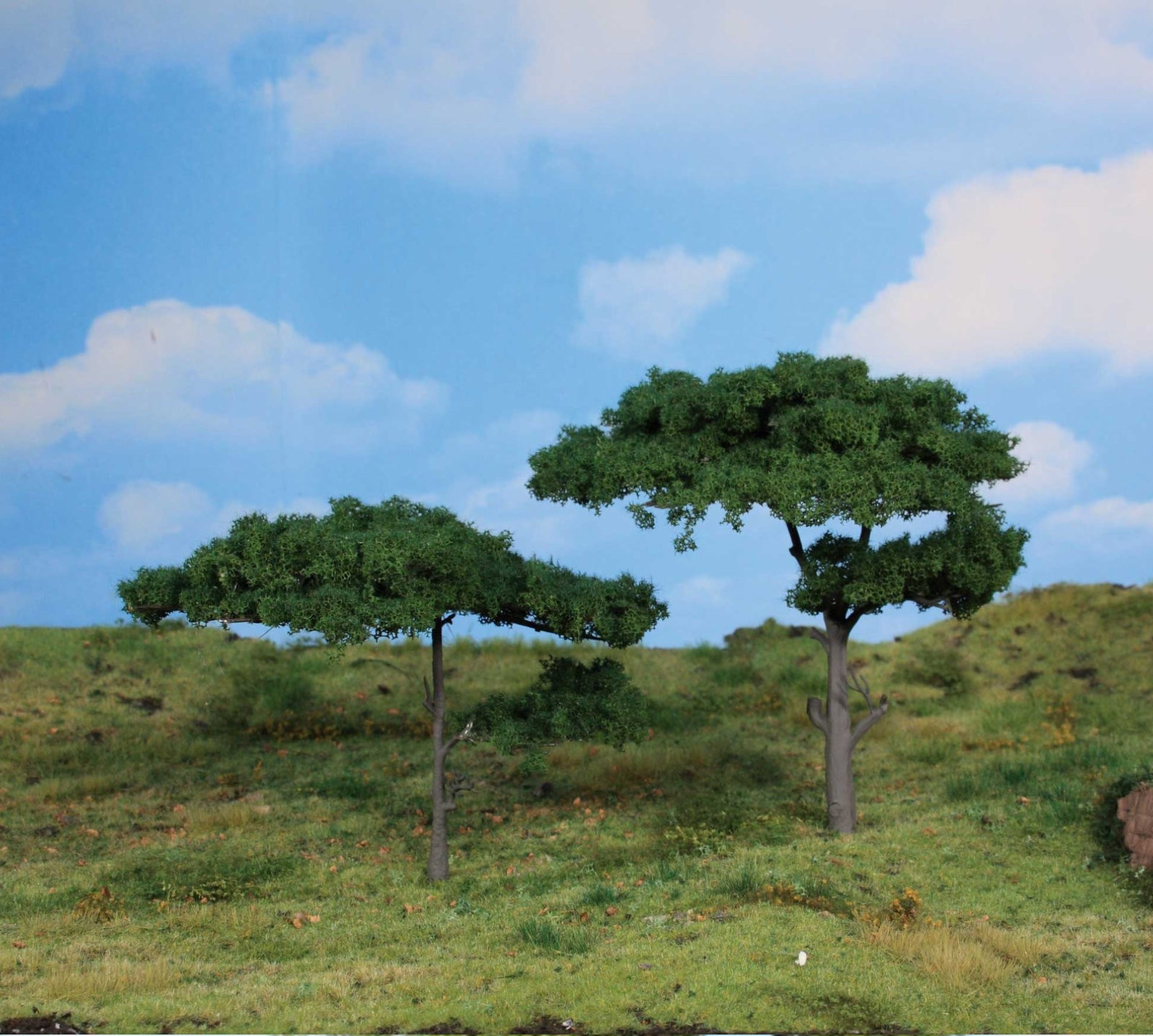 Modelbouw bomen Artline H0
