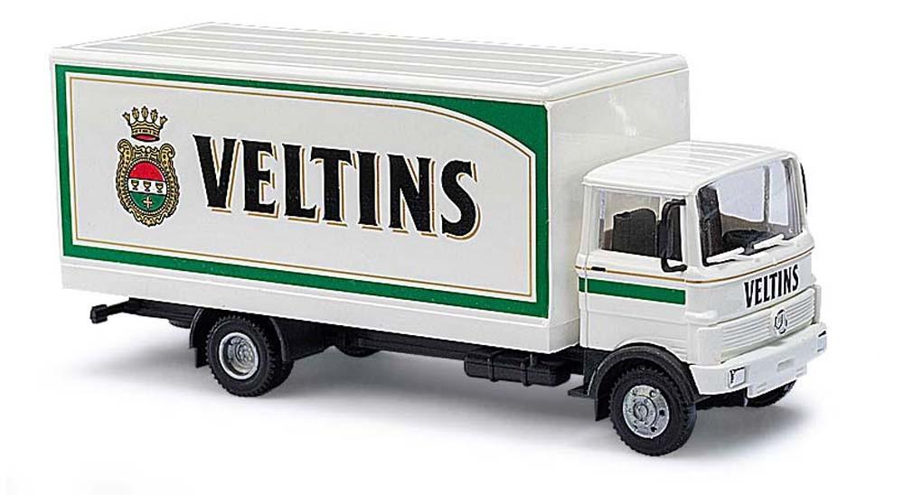 Busch H0 kleine vrachtwagen