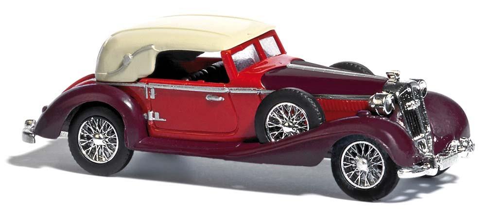 Busch H0 Klassieke auto's