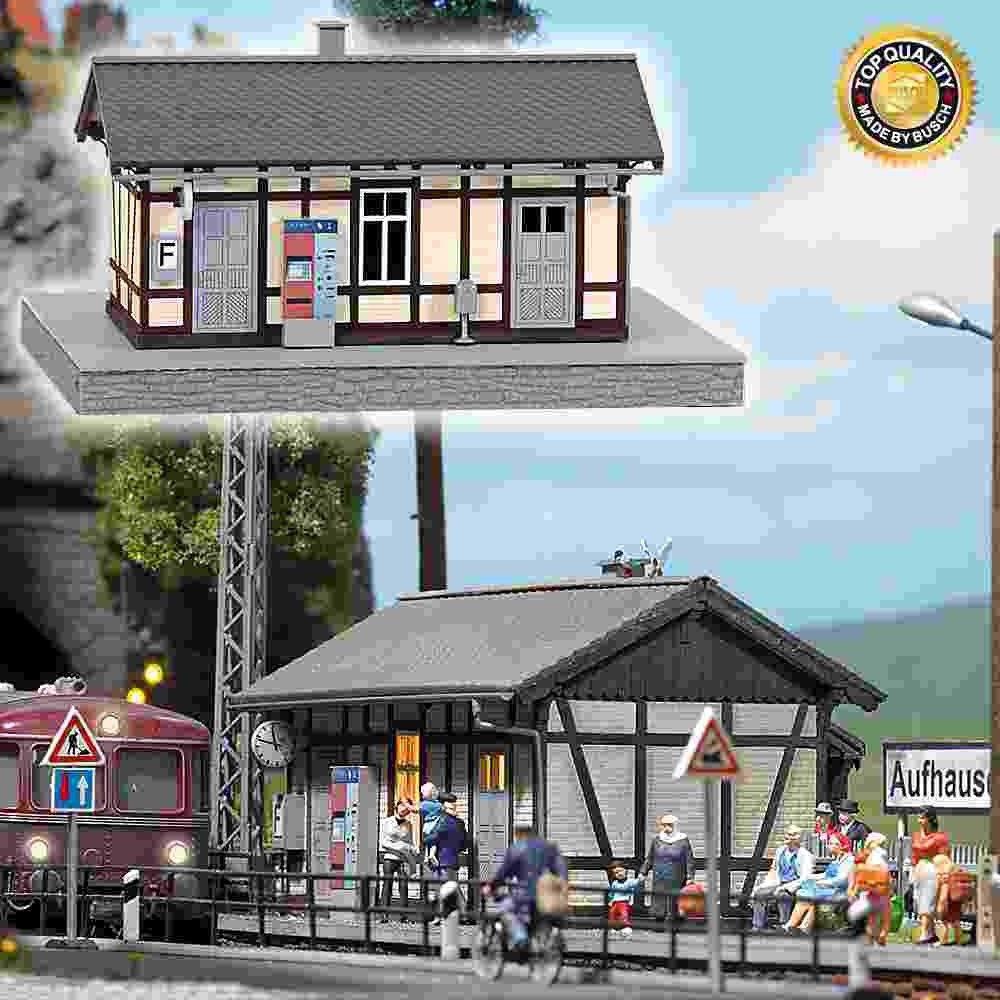 Busch N Stations