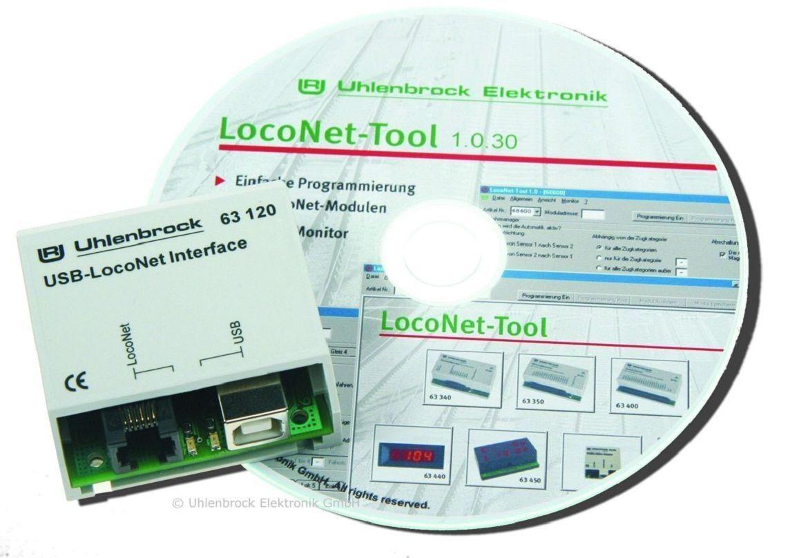 Digitaal LocoNet Toebehoren