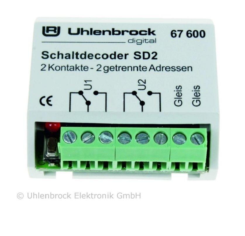Digitaal Schakel modules