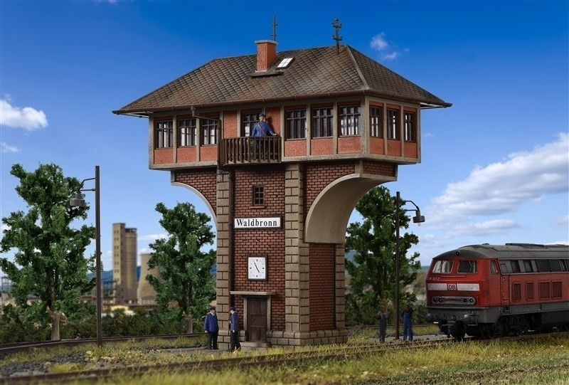 Vollmer H0 Seinhuizen en spoorketen