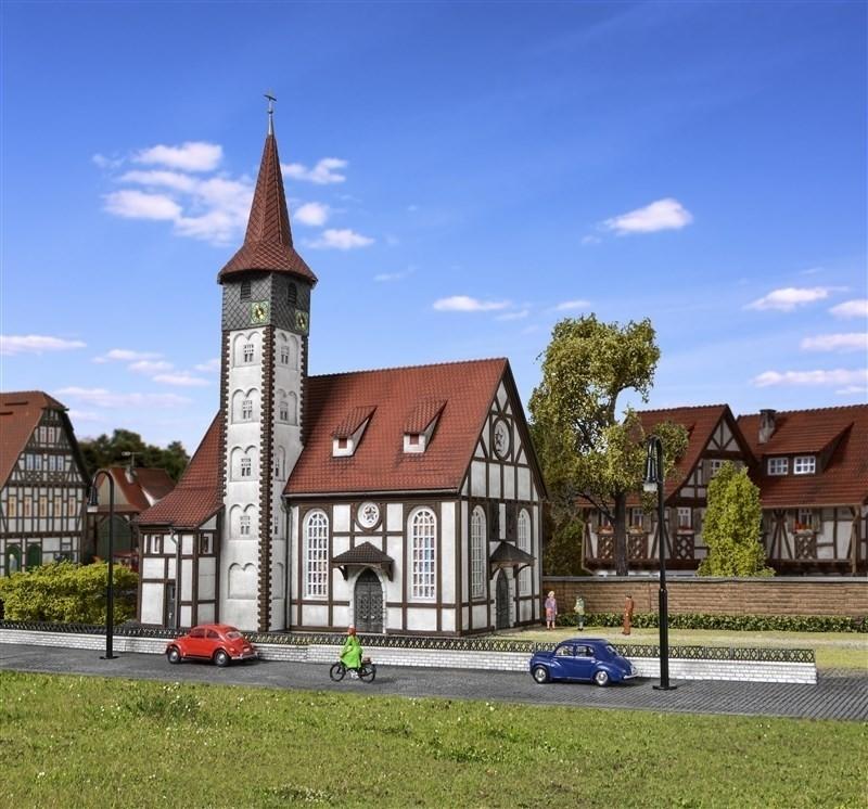 Vollmer H0 Kerken en kapellen
