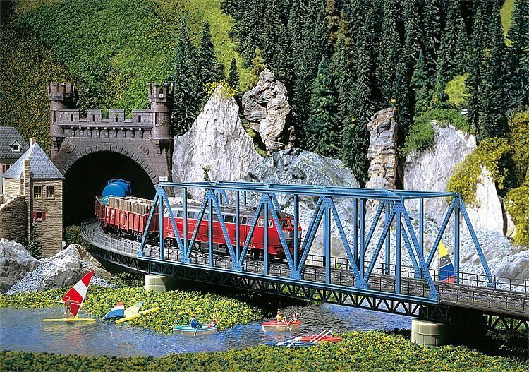 Kibri H0 Bruggen & Tunnels
