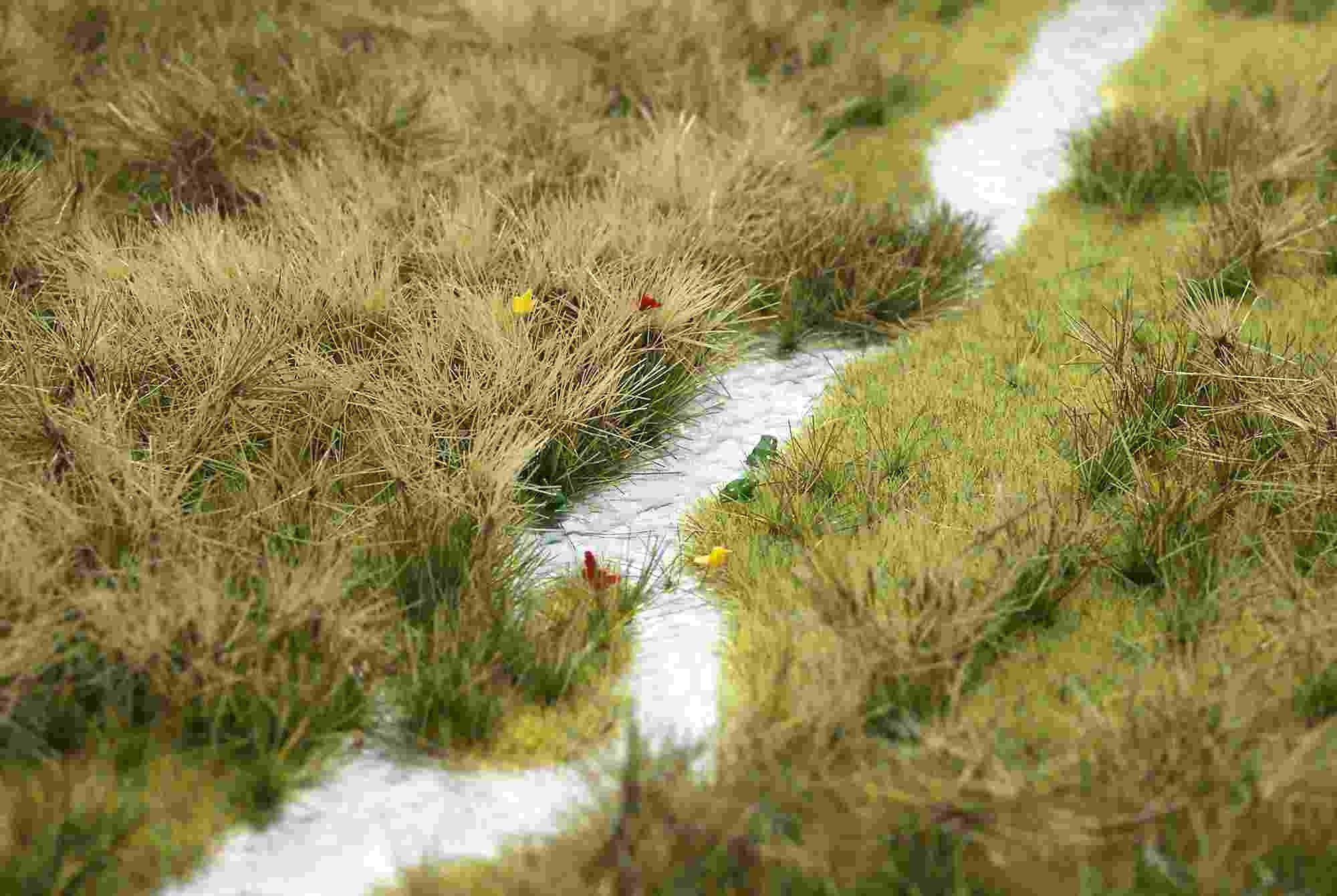 Gras tapijt
