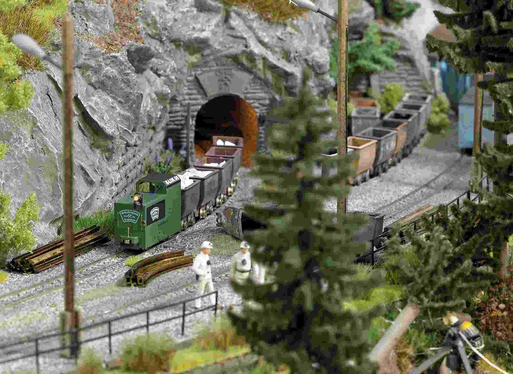 Busch Veldspoor Locomotieven H0F