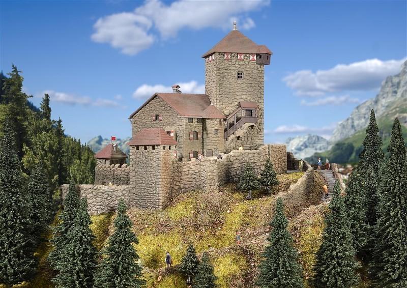 Kibri N Burchten & Torens