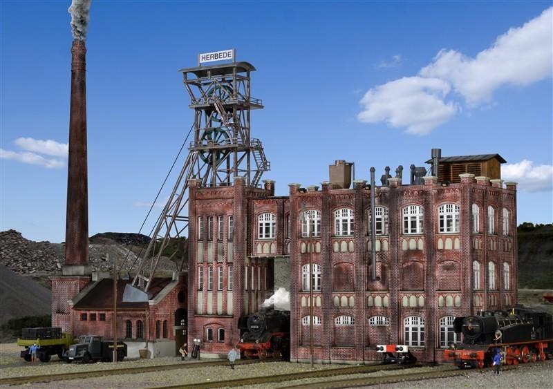 Kibri H0 Industrie