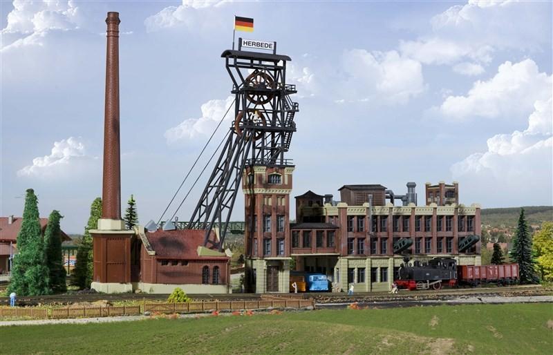 Kibri N Industrie