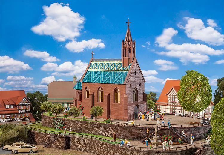 Kibri H0 Kerken & Kapellen