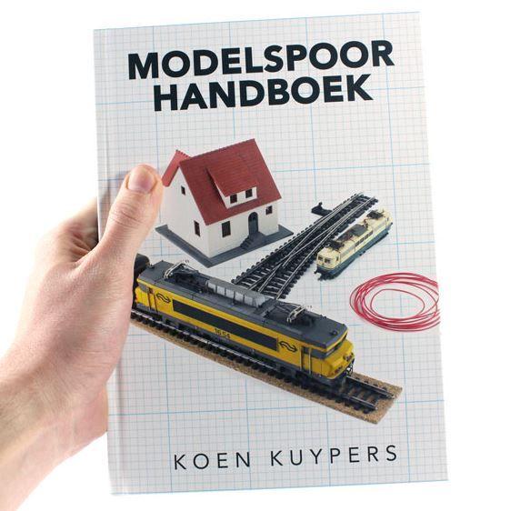 Boeken over modelspoor