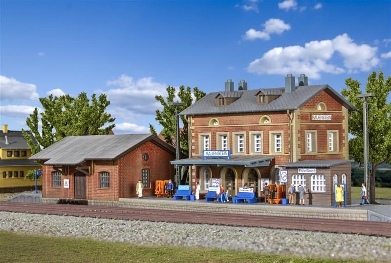 Kibri N Stations