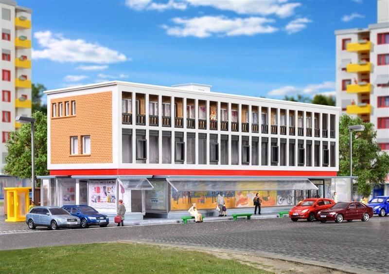 Kibri N Winkels & Commercieel