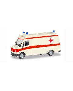Herpa H0 Mercedes Benz T1 Ambulance 94160