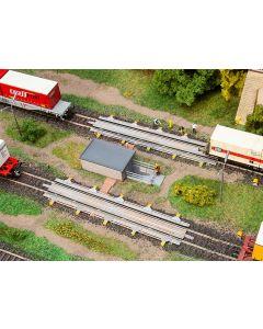 Faller H0 Rail remmen 120320