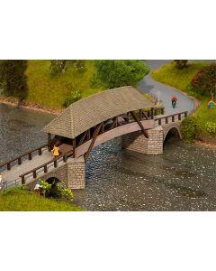 Faller Oude houten brug 120494