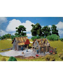 Faller Huis in aanbouw 130246