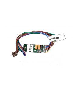 Gamesontrack positiezender GT-Xcontrol 1A DCC- control over radio N/H0 mini zender 1302701