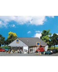 Faller ALDI-Markt zuid/noord 130339