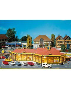 Faller Edeka-Supermarkt Friedrichsen 130342