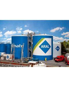 Faller Brandstofdepot Aral 130485
