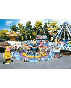 Faller Carrousel Octopussy (Polyp) 140426