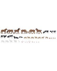 Faller 36 dieren op de boerderij 150938
