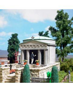 Busch H0 Mausoleum 1567