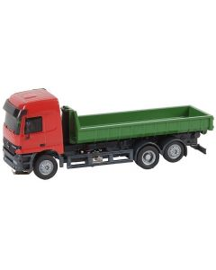 Faller Car System Vrachtwagen MB Actros L'02 Afrolcontainer (HERPA) 161481