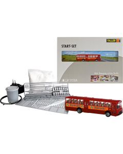 Faller Car Systeem Start-Set MB O317k bus Jägermeister 161498