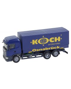 Faller Car System Vrachtwagen Scania R 13 HL Koch (HERPA) 161595