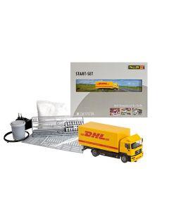 Faller Car Systeem Start-Set Vrachtwagen DHL 161607