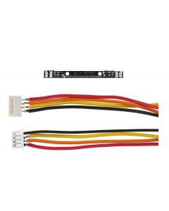 Faller Car System Digitaal LED aanhanger lichtstrook 163758
