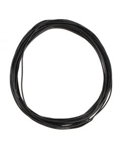 Faller Draad 0,04 mm², zwart, 10 m 163782
