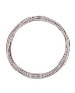 Faller Draad 0,04 mm², grijs, 10 m 163784