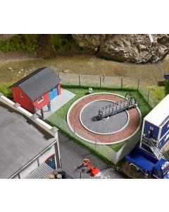 Busch H0 waterzuiveringsinstallatie 1638