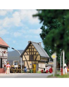 Busch H0 Smit uit Weinbach 1652