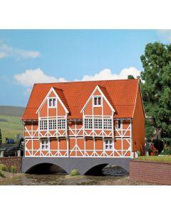 Busch H0 Brughuis Wismar 1656