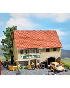 Busch H0 Landwinkel 1665