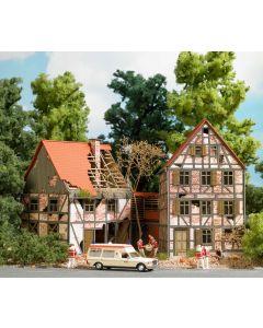 Busch H0 vervallen stadhuis 1668