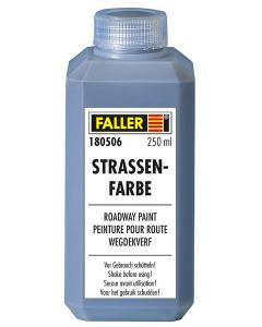 Faller Car System Wegdekverf, 250 ml 180506