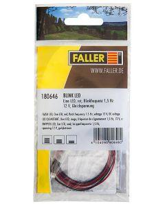 Faller Knipper-LED rood 180646