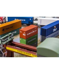 Faller 20' Container HAMBURG SUD 180822