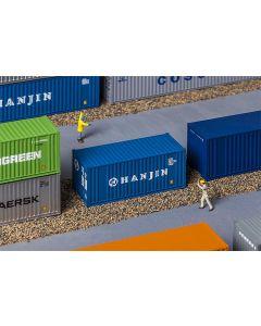 Faller 20' Container HANJIN 180825