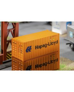 Faller 20' Container Hapag-Lloyd 180826
