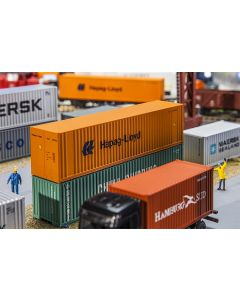 Faller 40' Hi-Cube Container HAPAG LIOYD 180841