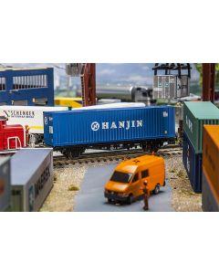 Faller 40' Hi-Cube Container HANJIN 180842