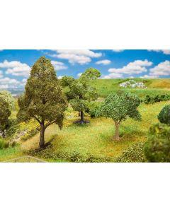 Faller H0 3 PREMIUM Bomen, gesorteerd 181170