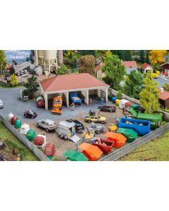 Faller H0 Afval depot 91733
